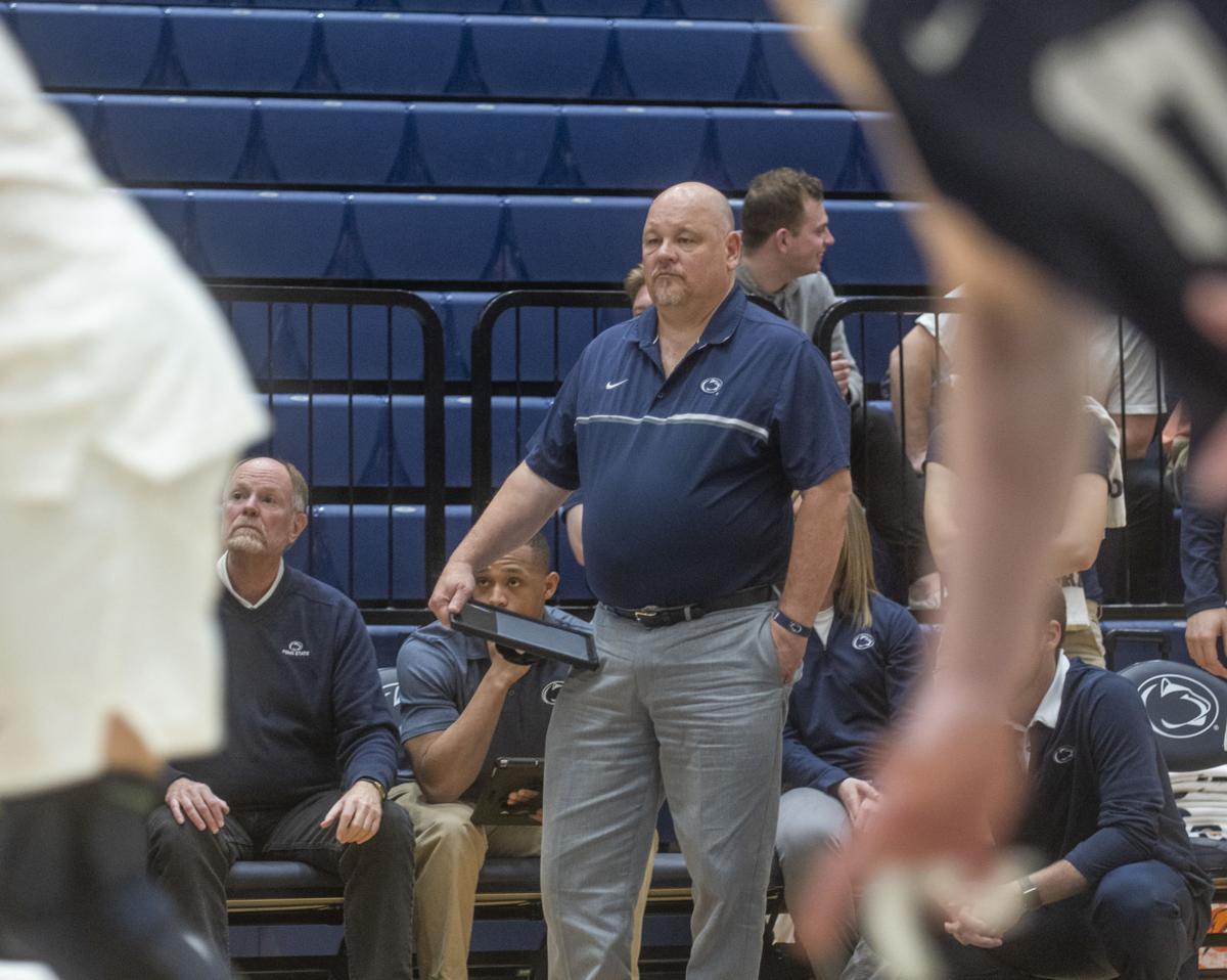 Penn State men's volleyball vs George Mason, Mark Pavlik