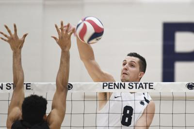 Men's Volleyball vs Ball State, Donorovich (8)
