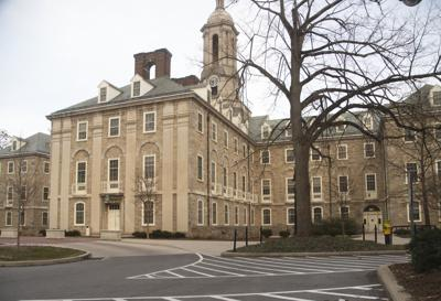Old Main Building 2021