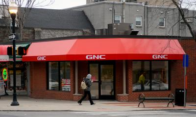 GNC construction on new store