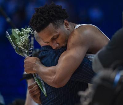 Men's Basketball, Lamar Stevens (11)