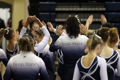 Women's Gymnastics vs Maryland