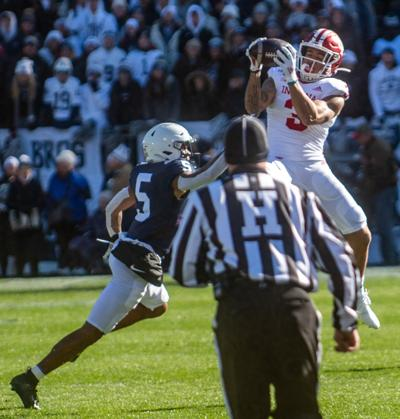 Film Review How Indiana Exploited Penn State Football S