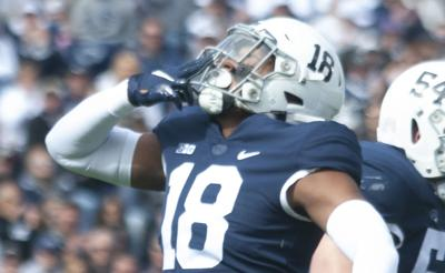 How Shaka Toney uses his intelligence to set himself apart in the Penn State defense
