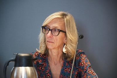Special Borough Council Meeting, Deanna Behring