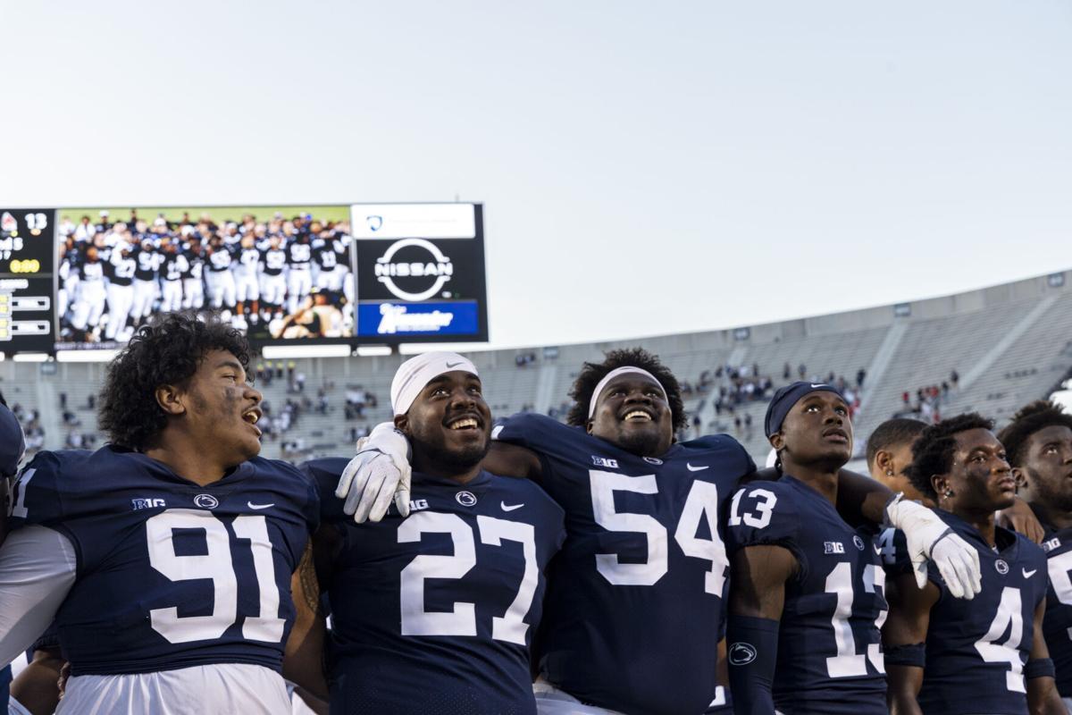 Penn State football vs. Ball State, alma mater