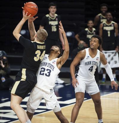 Penn State Men's Basketball vs Purdue, Gordon (23)