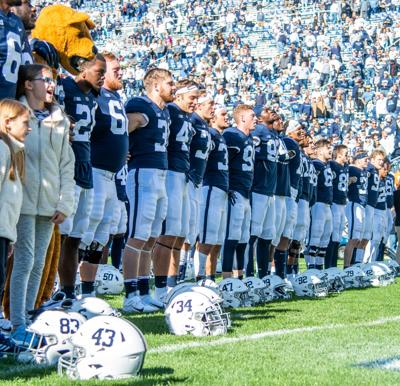 Penn State vs Purdue, Alma Mater