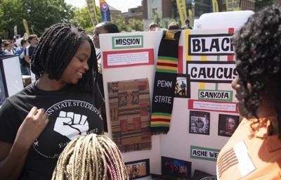 Involvement Fair, Black Caucus