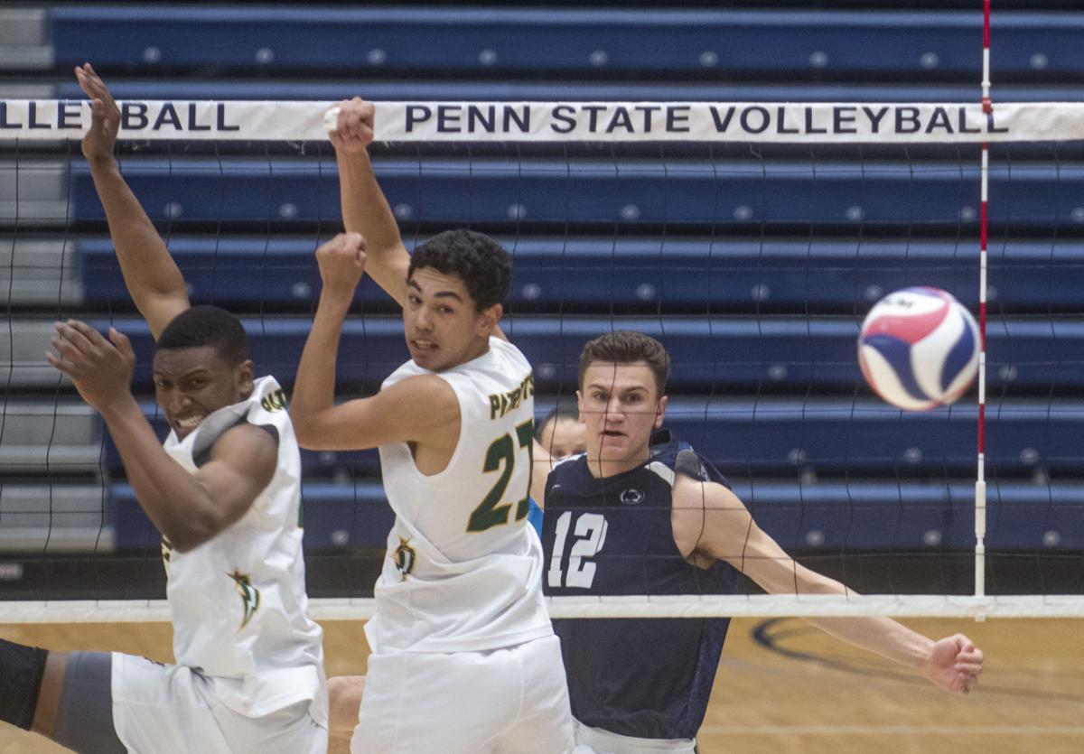 Penn State men's volleyball vs George Mason, Brett Wildman (12)