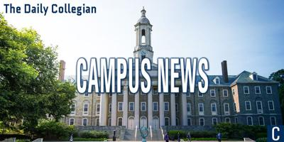 Campus News Graphic