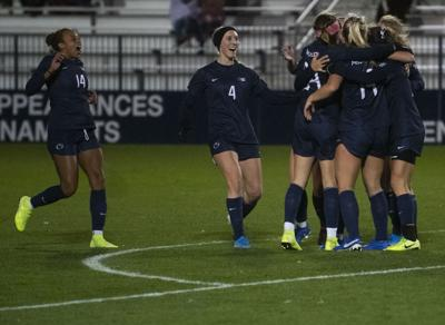 Individual efforts propel Penn State women's soccer to comeback win over Illinois