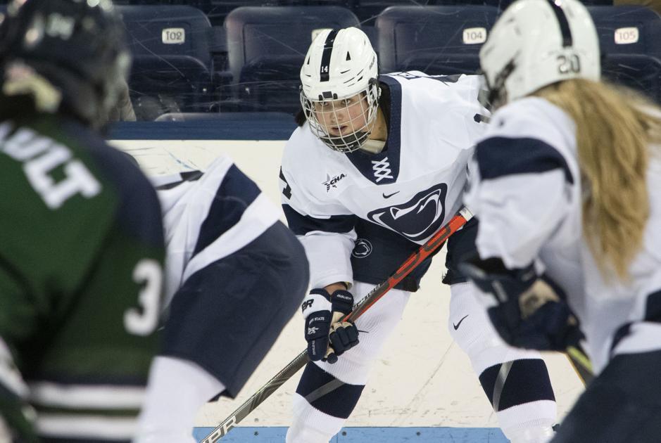 Penn State women's hockey falls to Mercyhurst in testy affair