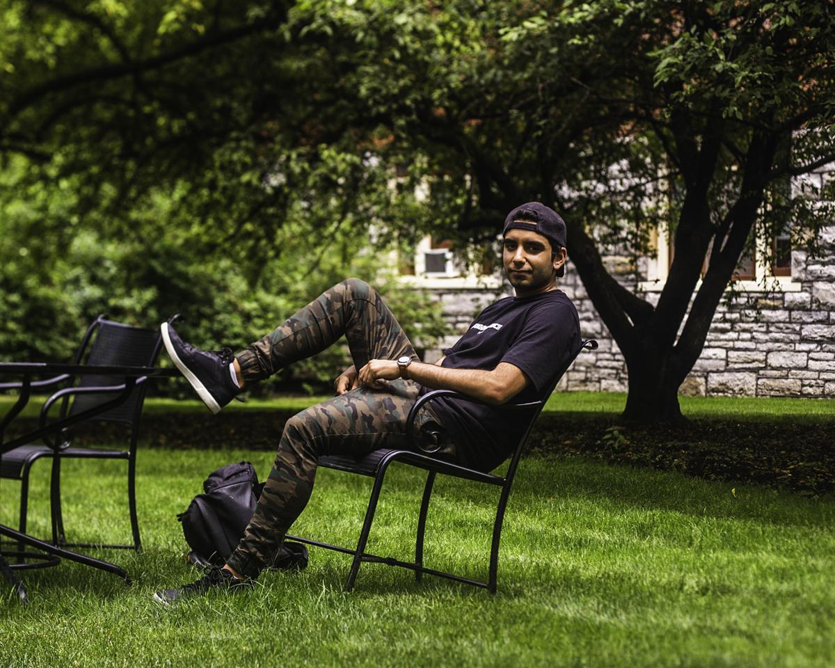 Marwan Ibrahim Portraits