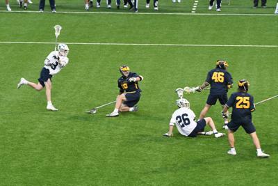 Lacrosse PSU vs. Michigan, Mac O'Keefe (3)