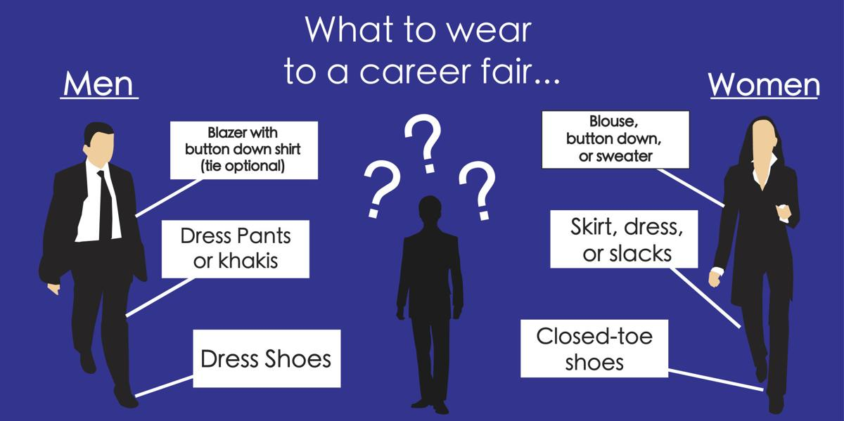 career fair style how to dress to impress