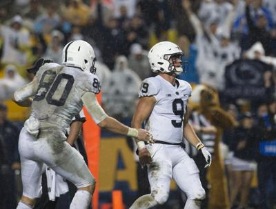 Penn State football s Trace McSorley exorcises Heinz Field demons in  blowout win over Pitt 13eef5576