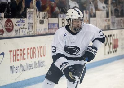 Men's Hockey vs. Minnesota, DeNaples (3)
