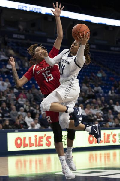 Women's Basketball, Rutgers, Page (11)