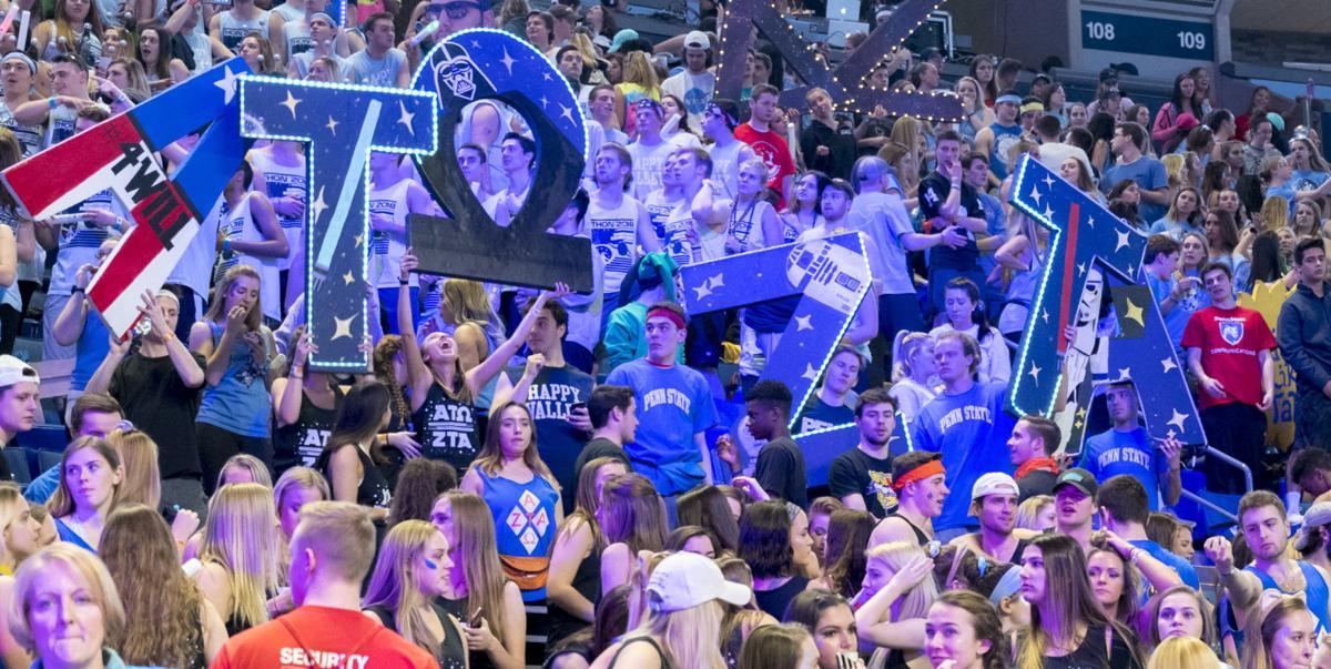 Penn State THON 2018 signs