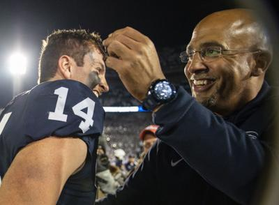 Michigan, Sean Clifford (14), James Franklin