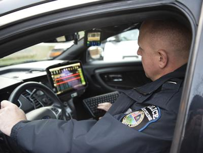 Police training (State College Police Department)