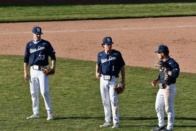 Baseball PSU vs. Michigan Inning break
