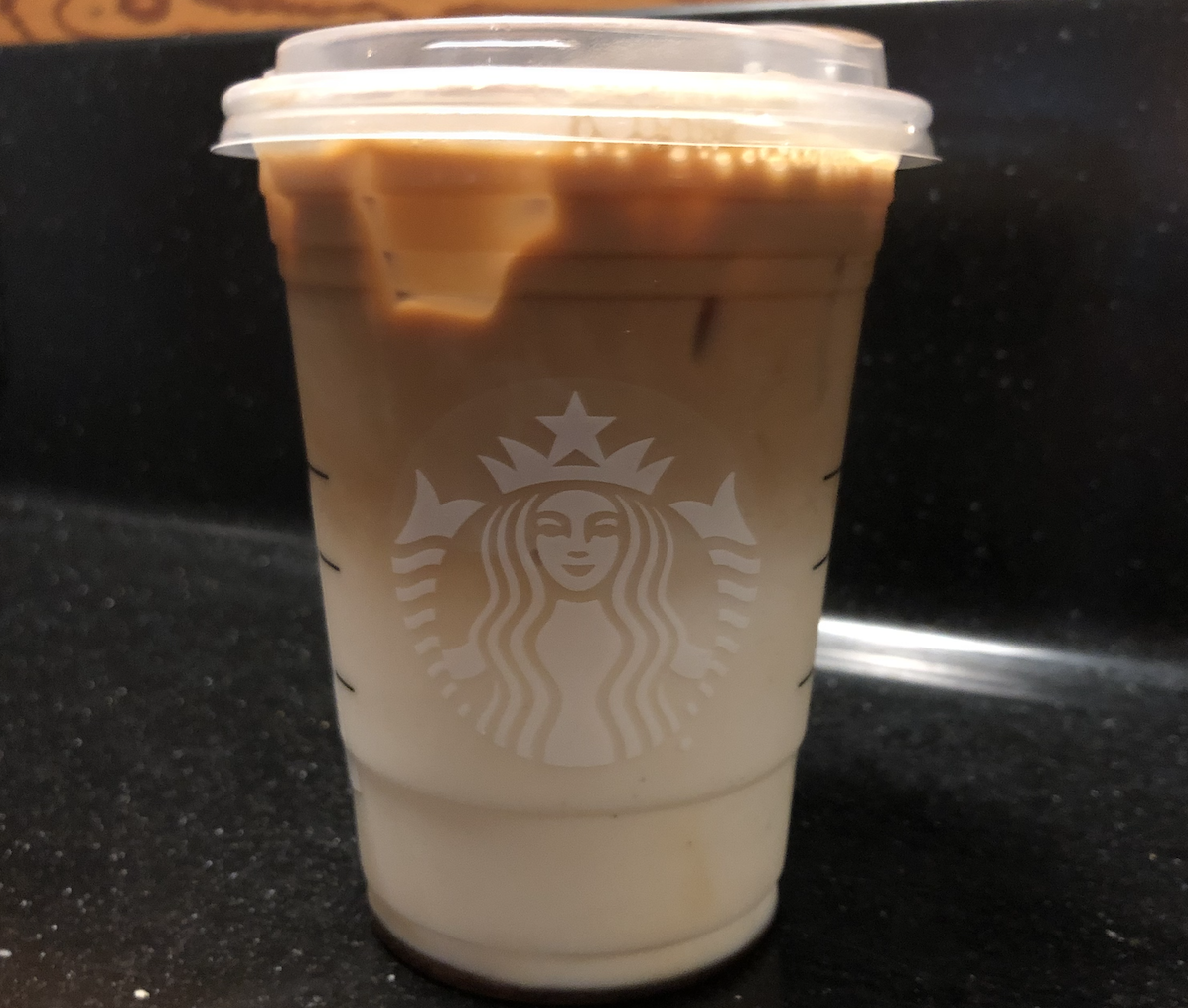 Starbucks Iced Apple Crisp Macchiato