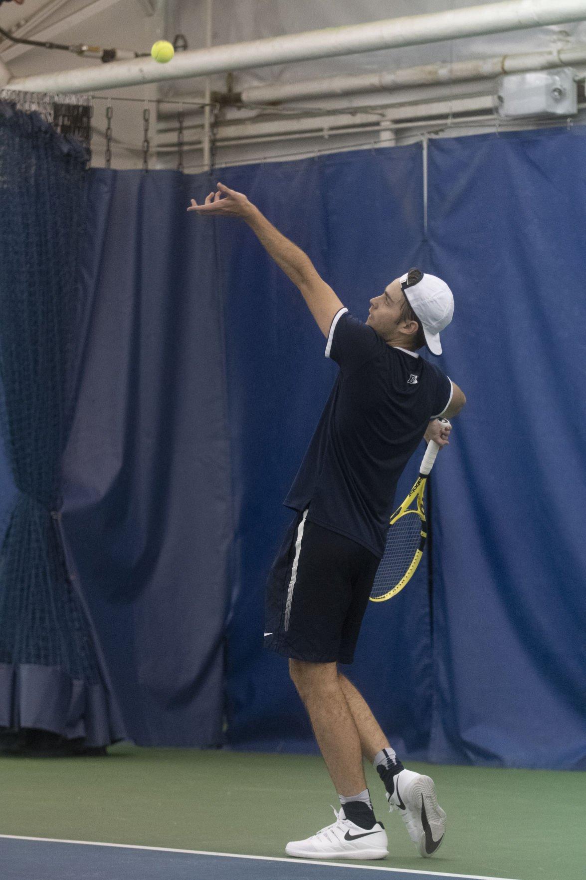 Men's Tennis vs. Indiana | | collegian.psu.edu