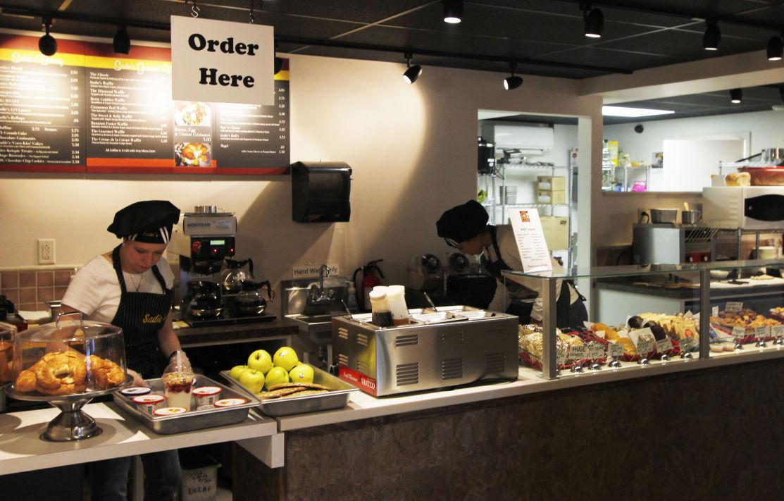 Sadieu0027s Gourmet Waffles Sadieu0027s latest competitor in
