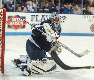 Penn State Men S Hockey S Peyton Jones Named To Top Goaltender Watch