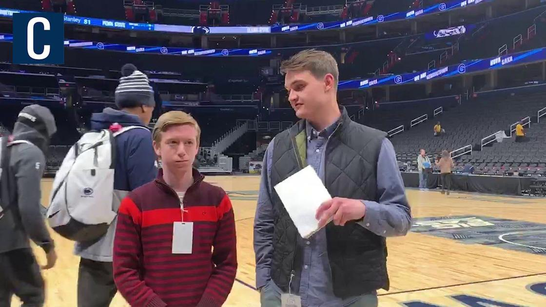 The Daily Collegian recaps Penn State's win over Georgetown