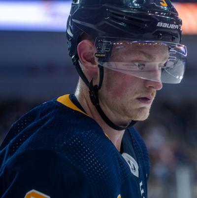 Buffalo Sabres beat the Pittsburgh Penguins in OT in preseason game at Pegula Ice Arena