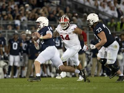 Penn State football vs. Indiana, Clifford (14)