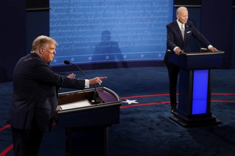 How did the first presidential debate go? Penn State students give their takes