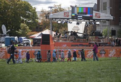 College GameDay media avail