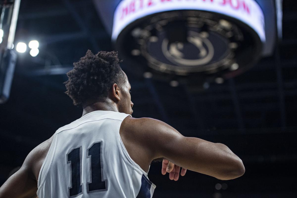 Men's Basketball, Forward Lamar Stevens (11)