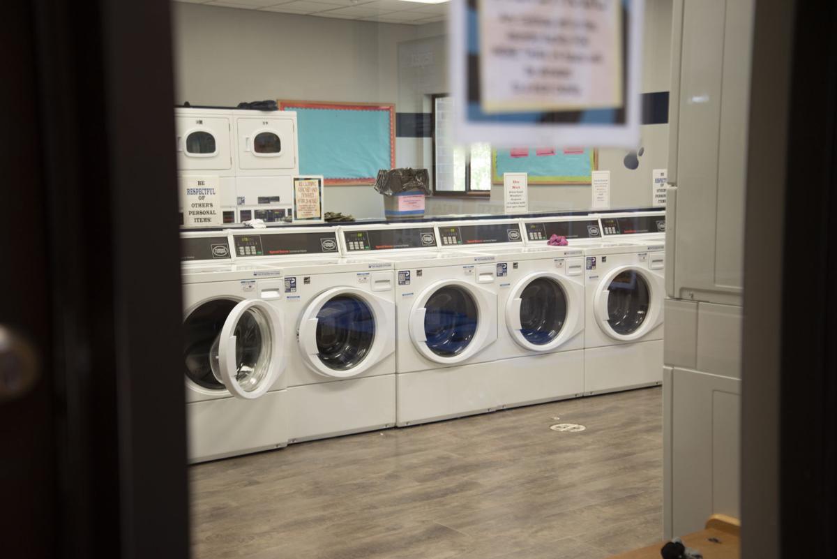 Washing machines, Nittany Community Center