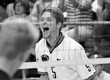Penn State men's volleyball alumnus Jason Kepner inducted into EIVA Hall of Fame