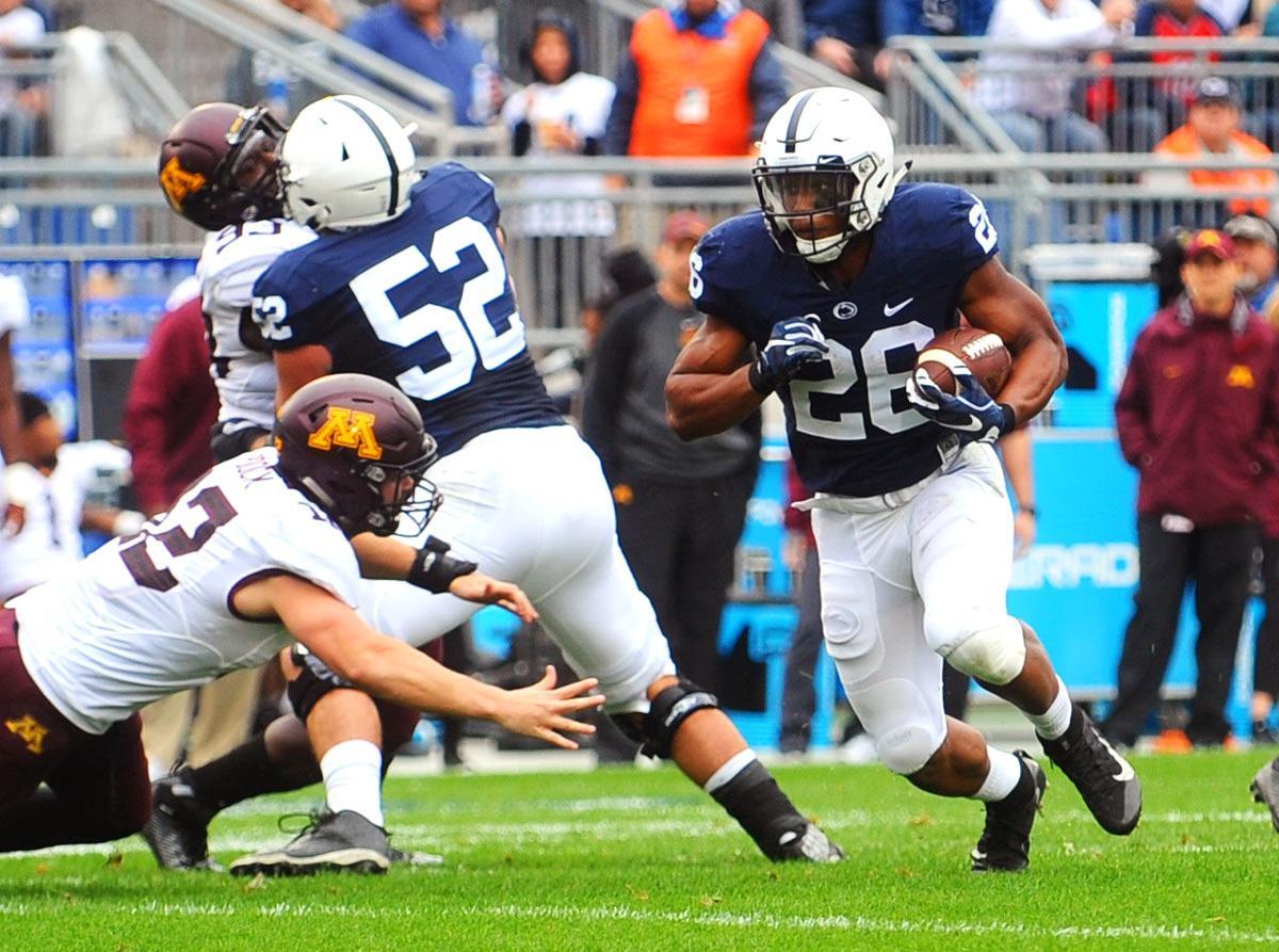 Penn State vs Minnesota