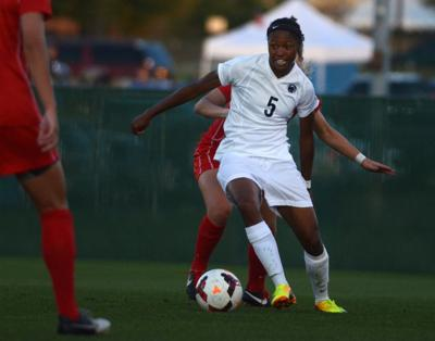 Maya Hayes and Penn State will begin Big Ten play tonight against Northwestern at 8 p.m.