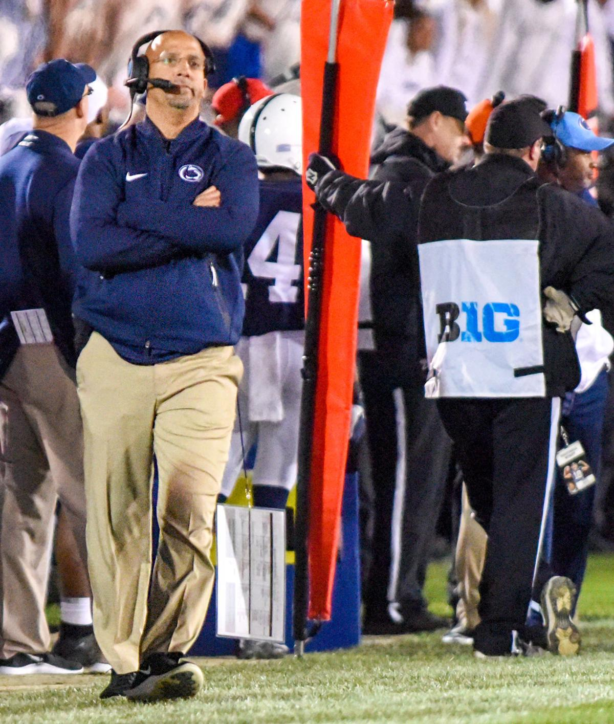 James Franklin's 'great to elite' philosophy isn't wrong ...