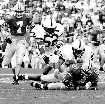 Remembering the glory days 10 years after Penn State's undefeated 1994 campaign