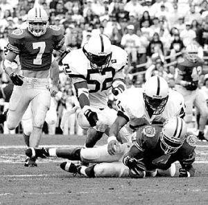 ESPN ranks Penn State football's 1994 team as one of the