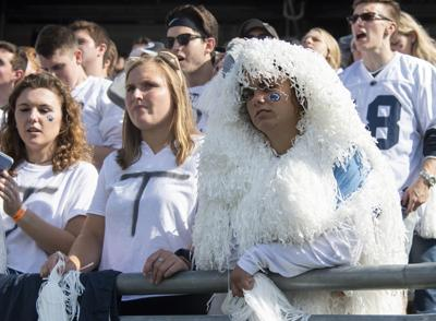 Outraged Penn State Students Upset Over Loss Of Student Ticket