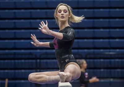 Women's Gymnastics vs. Ohio State, Bastardi