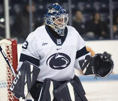 Penn State women's hockey's Chantal Burke takes home CHA weekly honor