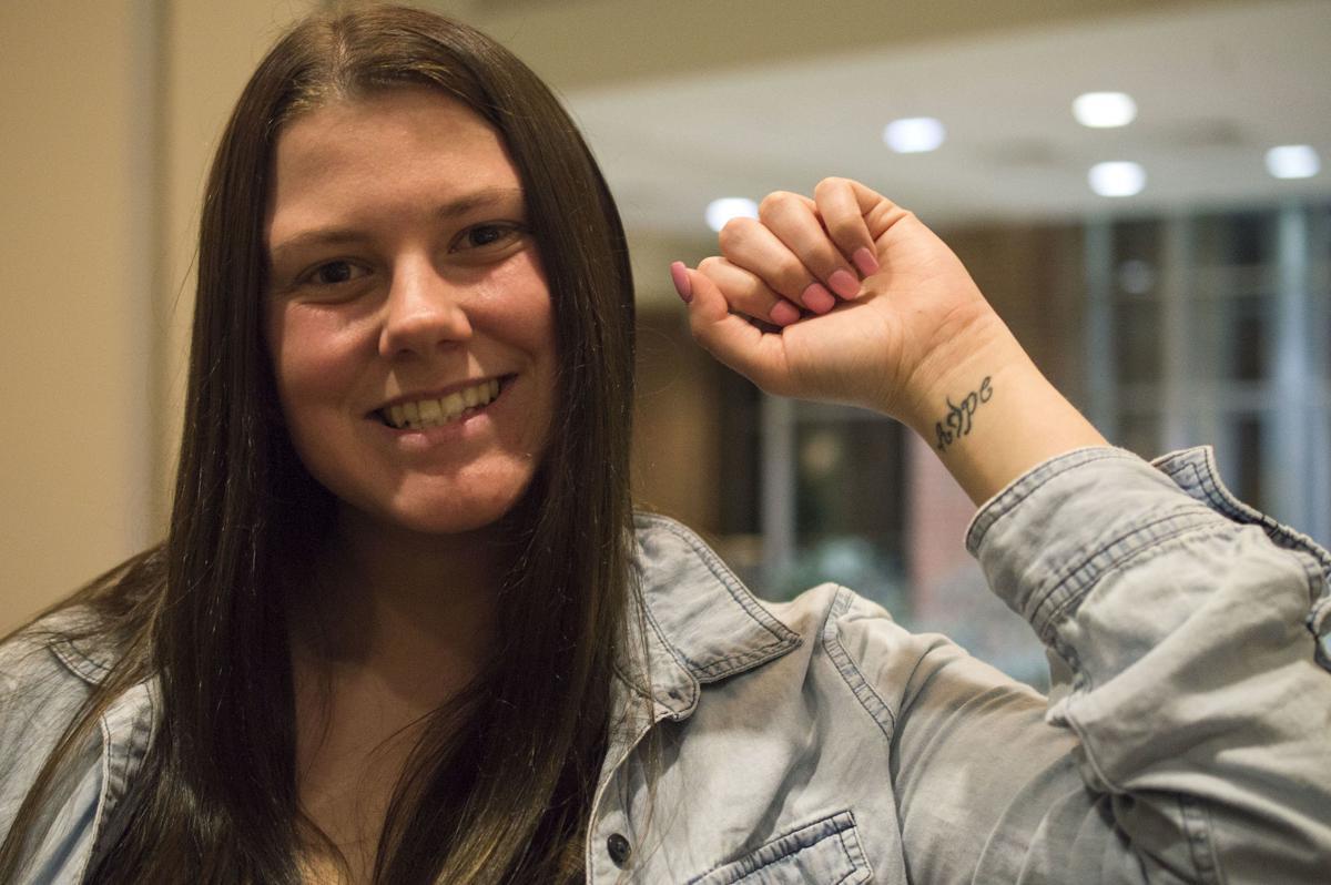 Shannon Schubert, Tattoo