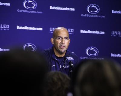 Penn State football preparing for Idaho, updates plan for redshirts