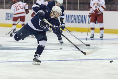 Penn State Men S Hockey S Nate Sucese Invited To Nashville Predators